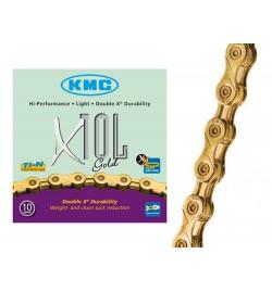 corrente x-10l gold kmc