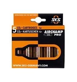 SKS 5 BOTIJAS AIRCHAMP PRO CO2