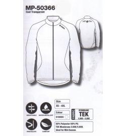 ONDA COAT TRANSPARENTE MP-50366
