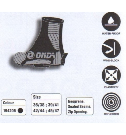 ONDA SHOE COVERS PRO WINTER EXTREME COLD MP-50529