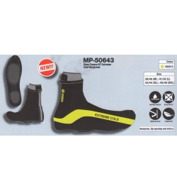 ONDA SHOE COVERS HT EXTREME COLD NEOPRENE MP-50643