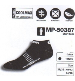 ONDA SHORT SOCK MP-50387