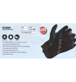 ONDA PREMIUM CYCLING GLOVE 602BK
